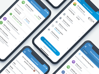 Reccuring Payments ios13 reccuring payments reccuring payments paysera mobile wallet wallet transactions currency pay contact pay fast payments mobile payments mobile bank finance app finance finance application mobile banking bank ios