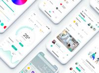 Smart Home App 🏠