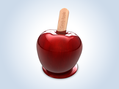 Candy Apple icon mac client work