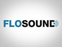 Flosound Full logo