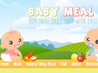 Baby Meal Plans