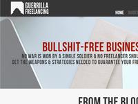 Guerrilla Freelancing 2014 Version