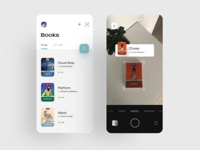 Booktrade UI