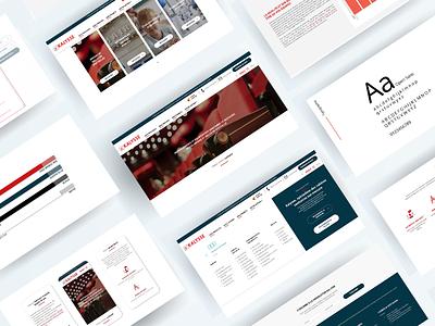 KALYSSE Website web agency website webagency website webdesign ui ux