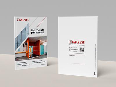 KALYSSE Magazine print agency print design print design magazine design magazine cover magazine