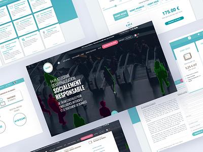 ISAHIT Website agency website webdesign website webagency web ux ui
