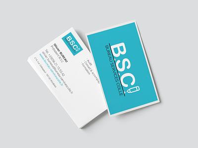 BSC - Branding agency print agency print design design print visiting card visitingcard visiting card design visit card