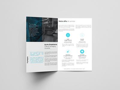 BSC agency print agency branding print design design print a4