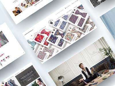 LE COQ EN PAP Website website webdesign web ui ux agency webagency design agency website