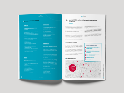 NEXITY Brochure a4 agency print agency design print design print