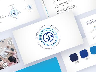 Logotype & Branding / Consulting agency