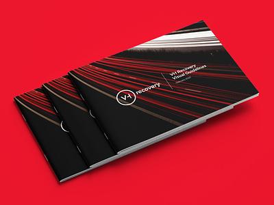 Branding Guide Vehicle Recovery vector typography logo design branding