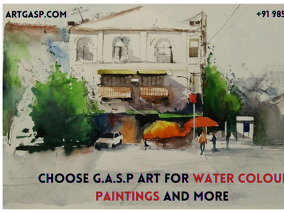 Choose G.A.S.P Art for Water Colour Paintings and More wall art designers in chandigarh pencil sketch online interior design solutions sculpture and installation art charcoal pencil drawing water colour paintings