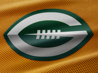 Green Bay Packers Re-brand icon rebrand football logo team packers green bay green bay packers