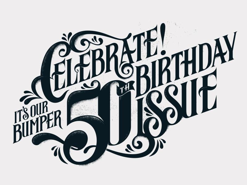 Jamie Magazine Cover Typography typography custom illustration design magazine food