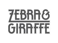 Zebra & Giraffe 2