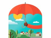 Umbrella (Detail 1)