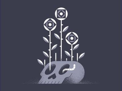 Flowers design vector illustration