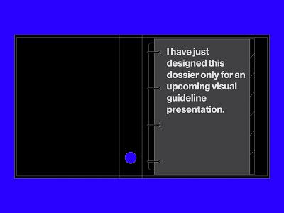 / WYSIWYG fun vector dossier