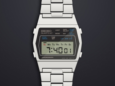 Seiko Watch seiko watch time hour minutes seconds reloj retro metal