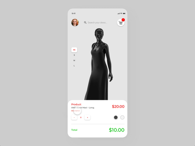 Shopping ECommerce - Product Design motiongraphics motion design motion mobile minimal identity animation icon graphic design illustration brand designer ux ui