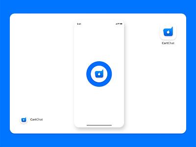 CartChat - Product Design boot sign up webdesign app design app minimal animation icon brand designer branding logo ux ui design