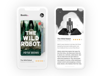 Library App Concept