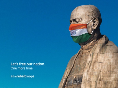 Let's free our nation.