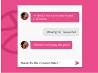 Debut Shot - Conversation