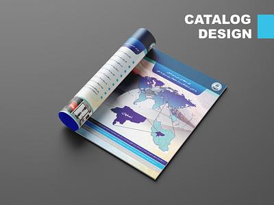 Catalog Design طراحی کاتالوگ ui logo illustration طراحی گرافیک design calender poster graphic logotype graphic design