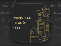 Namur, le 18 août 1944 — Shortcut Icon