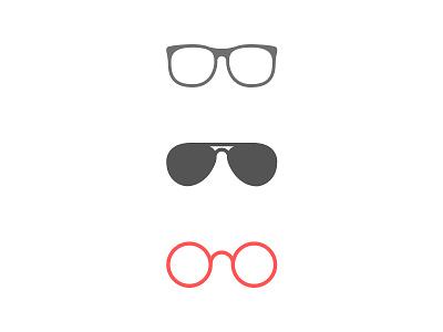 Glasses glasses spectacles child sunglasses rayban jobs picto illustration eshop shop ecommerce product