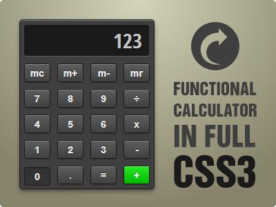 Functcalculatorcss3