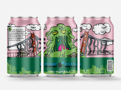 Atomic Breath Brewing Slime Ball Sour Ale