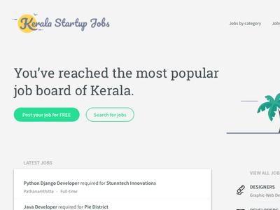 Kerala Startup Jobs