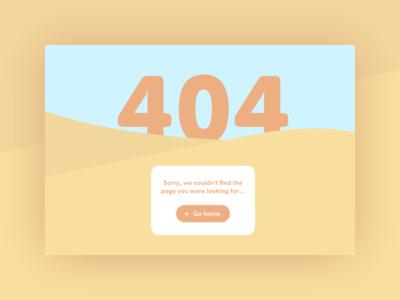 Daily UI 008 website daily ui interface ux ui dailyui 404 404 page daily ui 008