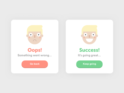 Daily UI 011 flash cards flash card flash messages success modal pop up flash message daily ui 001 daily ui 011