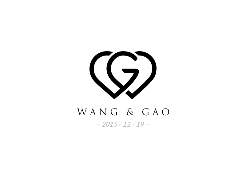 Wedding Logo Designs on Dribbble