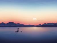 Landscape-Hello