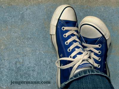 Not just my favorite shoes chucks blue aurea ultra