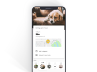 Dog Walker App
