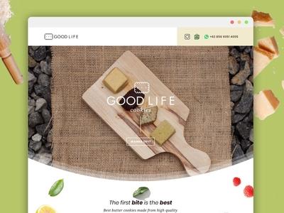 Goodlife Cookies e-catalog cookies
