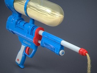 Water Sand Pistol