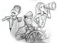 Captaincruise sketch
