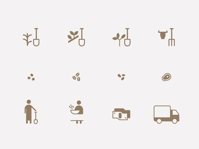 Food Chain Icons