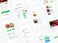 Online Deals App Design