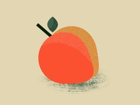 A peach 🍑