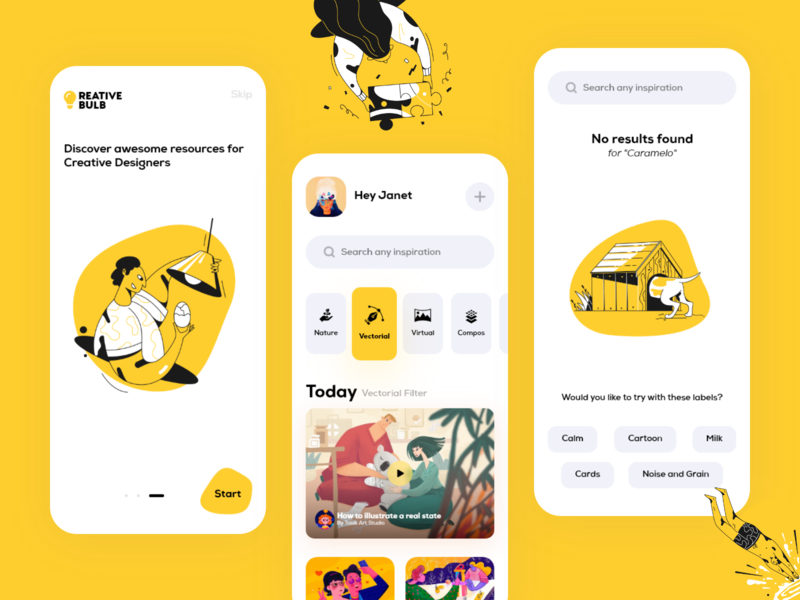 Creative space app