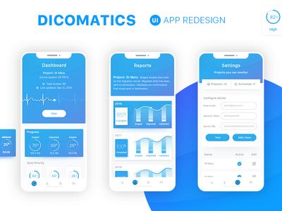 Healthcare App Redesign