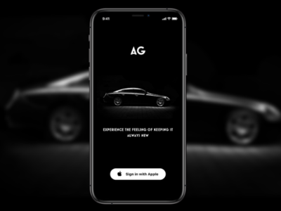 Car service app continuing